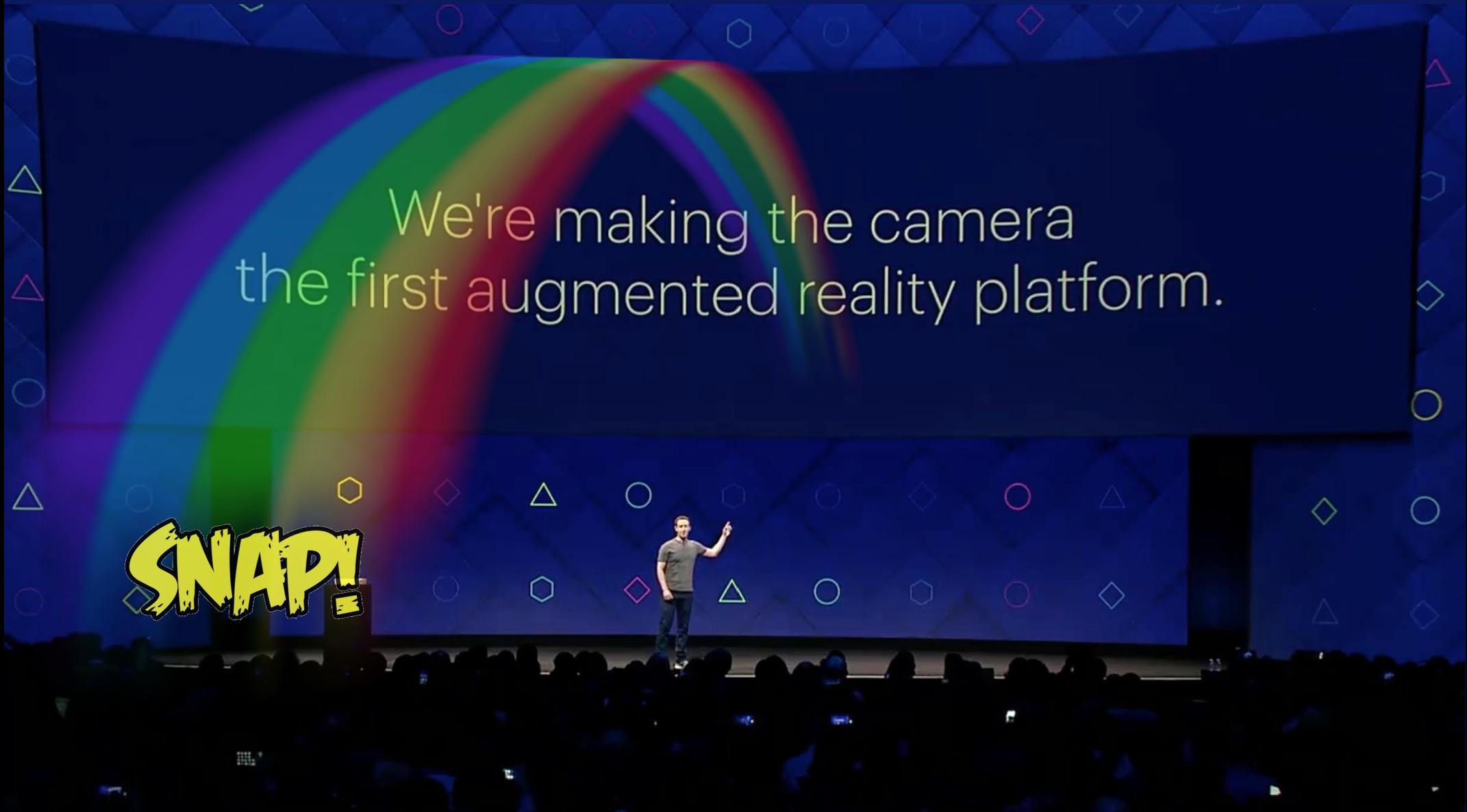 Snapchat Lens Vs Facebook AR Studio | Two Goats